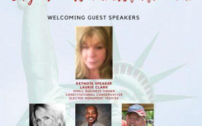 Save The Date (Keynote Speaker Laurie Clark)
